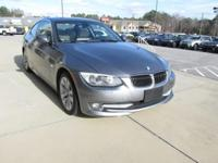 We are excited to offer this 2012 BMW 3 Series. This