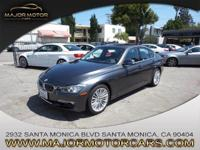 This 2012 BMW 3 Series 335i is proudly offered by Major