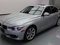 2012 BMW 3-Series with 3.0L Turbocharged I6