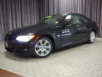 Hard to Find 6-speed Manual Trans!!  M SPORT PKG ..