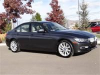 328i, 4D Sedan, 2.0L 4-Cylinder DOHC 16V Turbocharged,