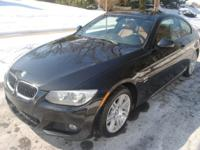 335XI,AWD,BLACK ON SADDLE,NAVIGATION, SPORTS