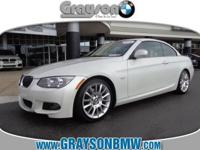THIS CONVERTIBLE FEATURES THE M SPORT PACKAGE, PREMIUM