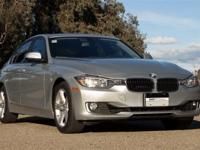 CARFAX 1-Owner, Clean. EPA 34 MPG Hwy/23 MPG City! 328i