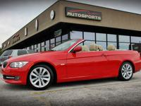 Exterior Color: crimson red, Body: Convertible, Engine: