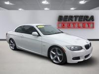 2012 BMW 3 Series Alpine White 335i Rear Backup Camera,