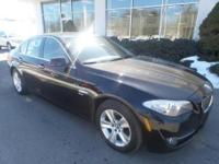 BMW 528i with X drive---that's all wheel drive for all