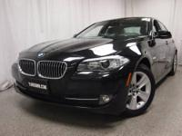 AWD. Nice car! Switch to Yark BMW! This 2012 5 Series