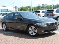 BMW Certified, Excellent Condition. FUEL EFFICIENT 34