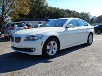Options:  2012 Bmw 5 Series 528I|Miles: 58530Color: