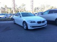 Excellent Condition. 528i trim. EPA 34 MPG Hwy/23 MPG