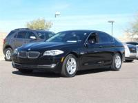 Clean CARFAX. 2012 BMW 5 Series 528i Priced below KBB