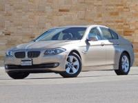 This 2012 BMW 5 Series has an original MSRP of