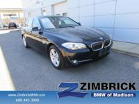 Options:  2012 Bmw 5 Series 4Dr Sdn 528I Xdrive Awd|4