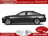 This Lovely Grey (Space Grey Metallic) 2012 BMW 528XI