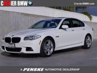 2012 BMW 5 Series 535i Sedan Our Location is: Crevier
