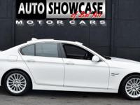 This 2012 BMW 5 Series 4dr 535i xDrive features a 3.0L
