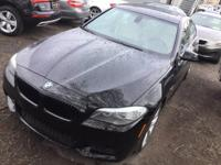 This outstanding example of a 2012 BMW 5 Series 550i is