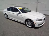 New Price! 2012 BMW 5 Series 535i **LEATHER**, **GREAT