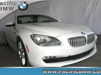 Presenting the 2012 BMW 650i! Get all set to delight in