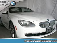 Introducing the 2012 BMW 650i! Fresh air comes