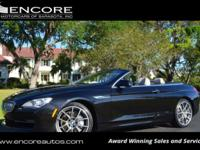 2012 BMW 650I 2-DOOR CONVERTIBLE***FLORIDA