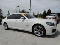 7 Series 750Li xDrive, BMW Certified, 4D Car, 4.4 L V8