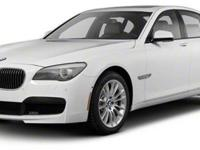 2012 BMW seven Series 740Li For