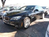 Freeman Mazda is excited to offer this 2012 BMW 7