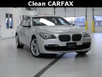 2012 BMW 7 Series 750i xDrive Titanium Silver Metallic