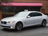 BMW Certified, AWD, Black w/Nappa Leather Upholstery,