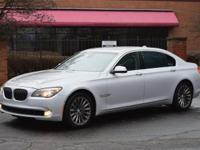 BMW Certified, AWD, Black w/Nappa Leather Upholstery,