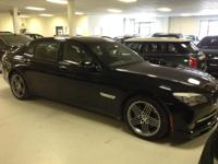BMW Certified. COME AND SEE THIS SUPER CLEAN ALPINA B7!