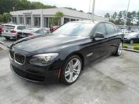 2012 BMW 7 Series Sedan 4dr Sdn 740Li RWD Our Location