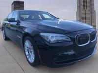 Recent Arrival! New Price! 750Li **Service History
