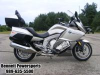 For Sale 2012 BMW K1600 GTL, BMW has the process of
