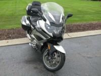 2012 BMW K1600GTL PREMIUM WITH ONLY 14500 MILES!!! At