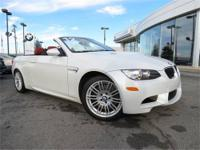 Extremely rare 2012 BMW M3 convertible! Only 6000