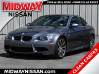 2012 BMW M3 Space Gray Metallic 4.0L V8 32V  MP3