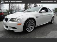 Exterior Color: alpine white, Body: Coupe, Fuel: