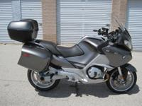 For sale 2012 BMW R1200RT. This bike is fully loaded