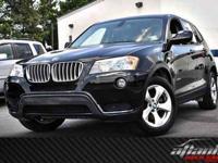 2012 BMW X3 28i, /, V6 3.0L Automatic, 39018mis, All