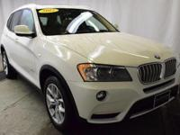 Lujack Lexus is excited to offer this 2012 BMW X3. With