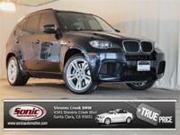 Non-smoker! One Owner! Clean CARFAX! This 2012 BMW X5 M
