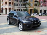 You are looking at a loaded 2012 BMW X5 M with only