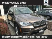 Sparkling Bronze Metallic 2012 BMW X5 xDrive35d AWD
