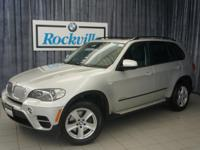 CARFAX 1-Owner, BMW Certified, ONLY 20,399 Miles! 35d
