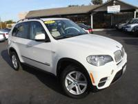 Options:  2012 Bmw X5 Xdrive35d Awd 4Dr