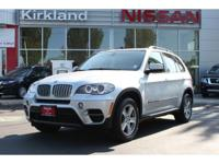 Powerful and Fuel efficient X5 Diesel, NAVIGATION