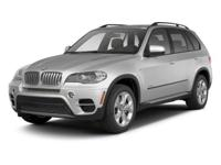 This 2012 BMW X5 4dr 35i features a 3.0L I6 DOHC 24V